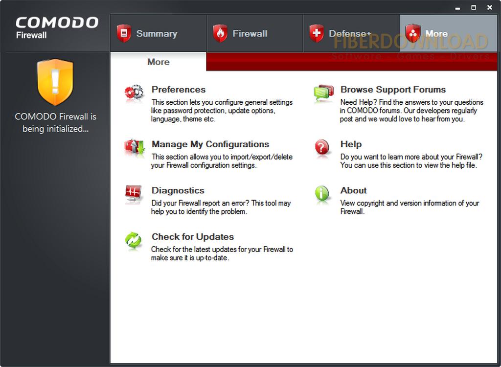 comodo free firewall review