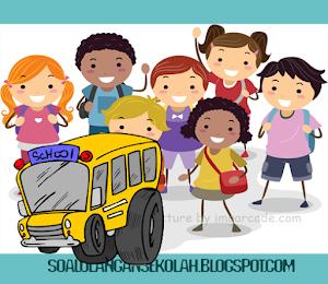 Kumpulan Soal UKK/UAS SD Kelas 1,2,3,4,5,6 KTSP (Arsip Posting)