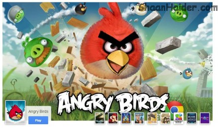HOW TO : Play Games On Google Plus Angry Birds