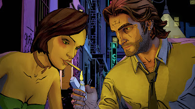 PC Game THE WOLF AMONG US EPISODE 1-RELOADED Download