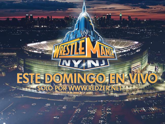 WWE Wrestlemania 29 EN VIVO Y EN ESPAÑOL