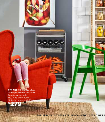 Decorating Trends in the IKEA 2014