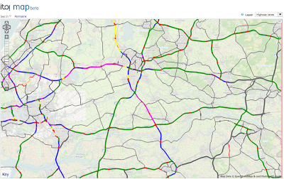 Ito World ITO Map A new map overlay service for OpenStreetMap