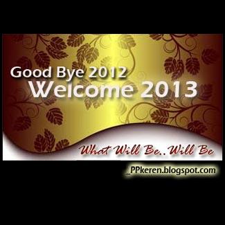 PP keren tahun baru 2013
