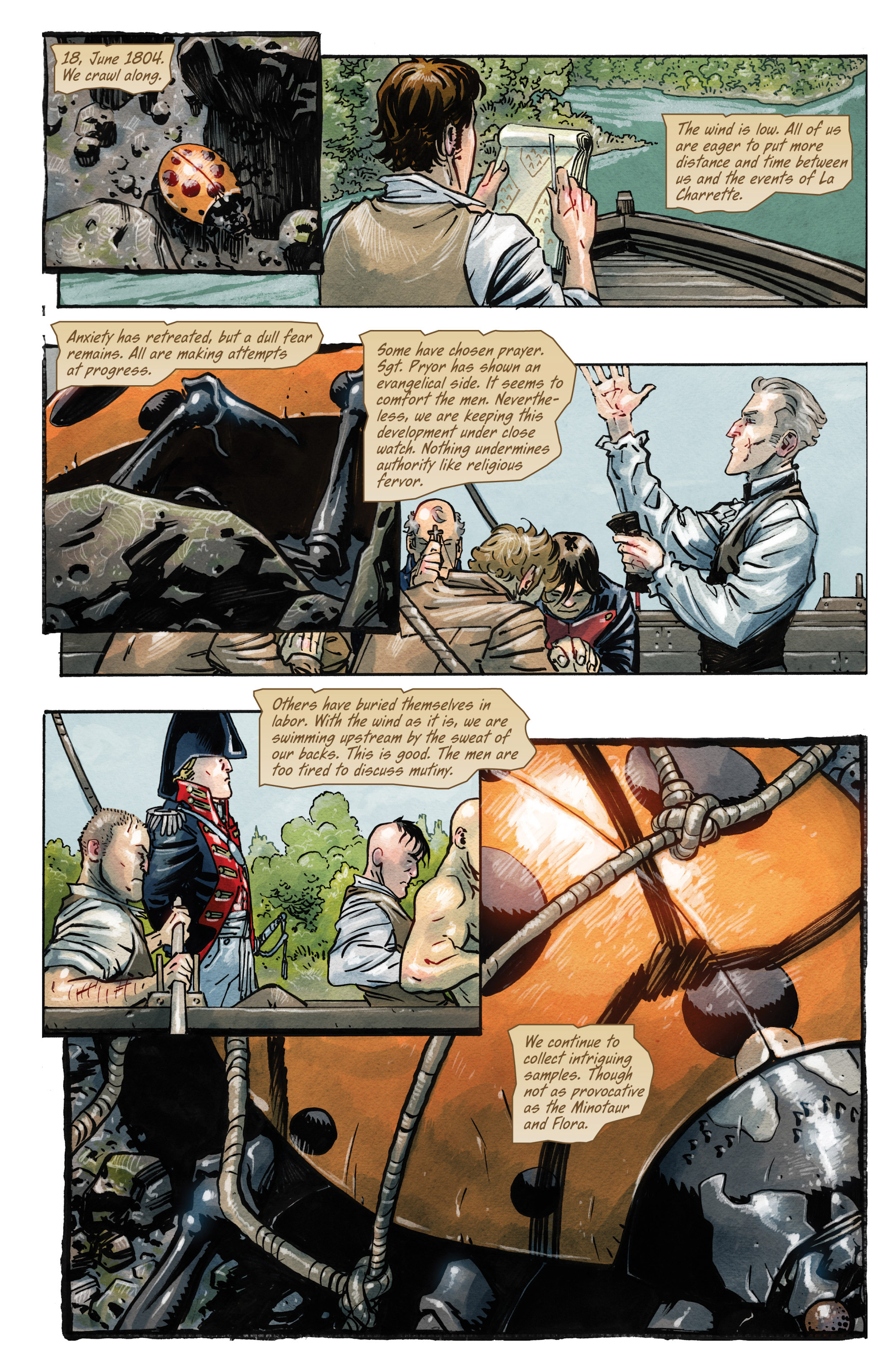Manifest Destiny #_TPB_2 #42 - English 5