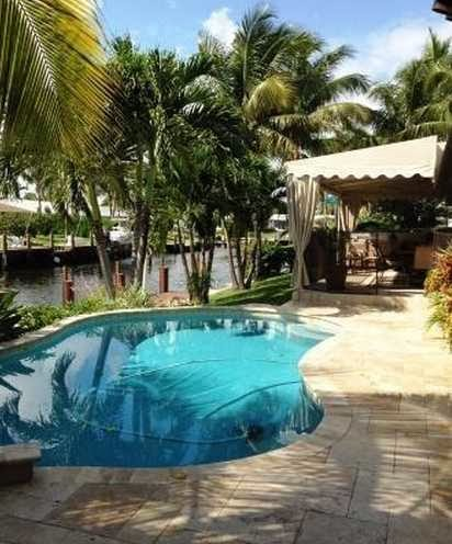 FOR SALE: TROPIC ISLE 3 bedroom, 2 bath home with private dock, 41-50 ft in Delray Beach