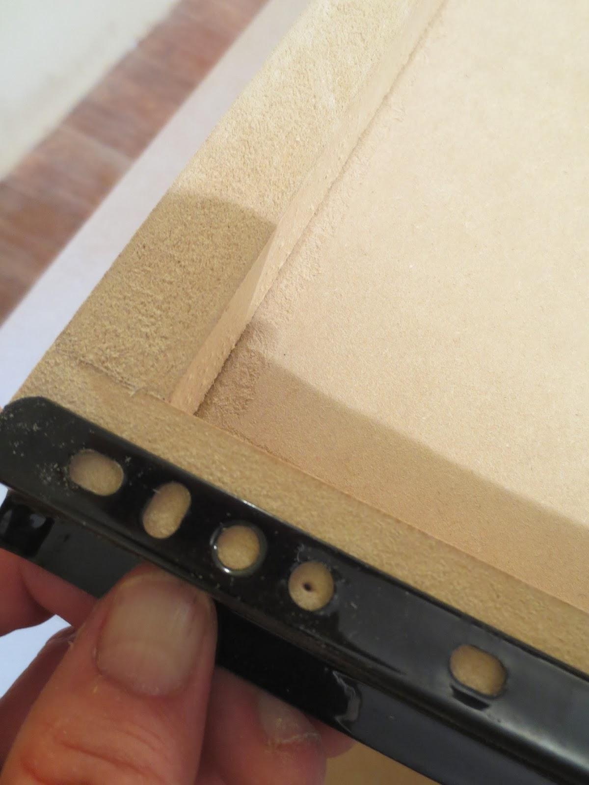 Como hacer un comoda de mdf facil decoraciones share the for Como hacer una comoda de madera pdf