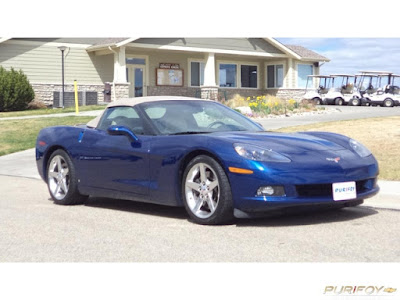 2007 Chevrolet Corvette at Purifoy Chevrolet