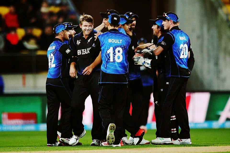 Guptill, Boult pushes New Zealand to Semis
