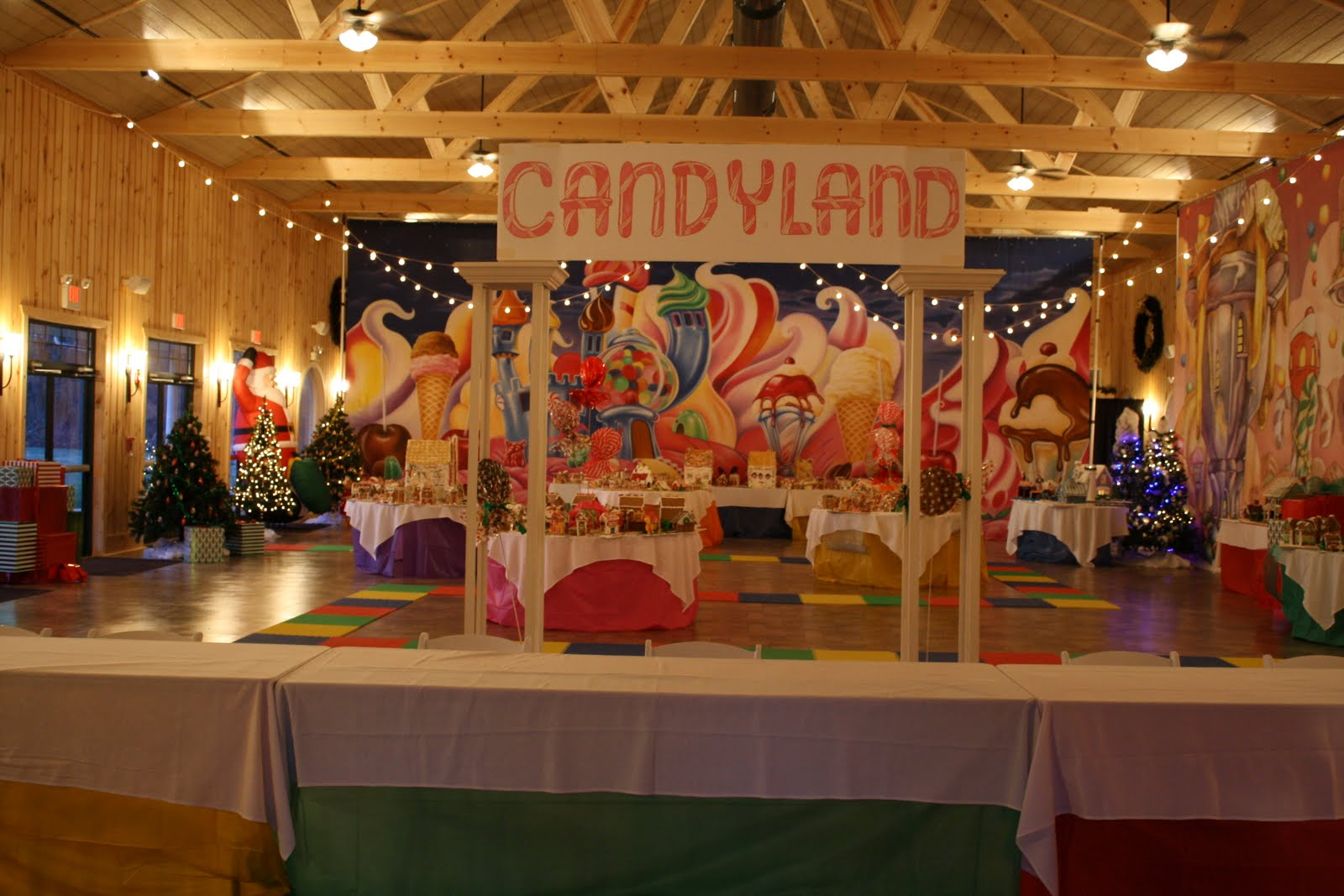 Party with a k the blog favorite find real life for Candyland bedroom ideas