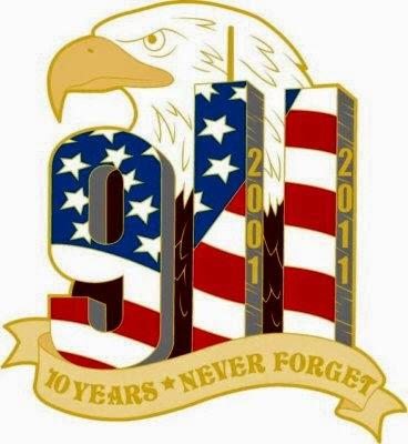 anniversary 9-11 logo image