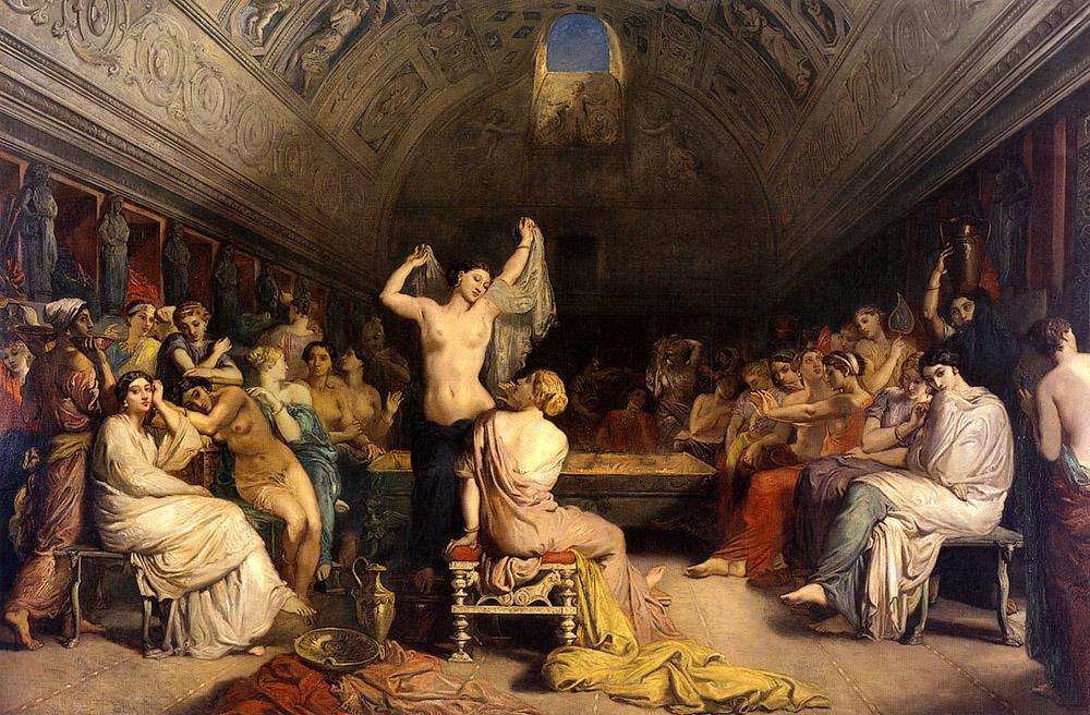 theodore chasseriau tepidarium