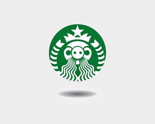 03-Yakushev-Grigory-Group-Photo-Angry-Birds-Mashup-Chrome-Starbucks-Apple-Pepsi-Twitter-Pringles-Nike-Adidas-www-designstack-co