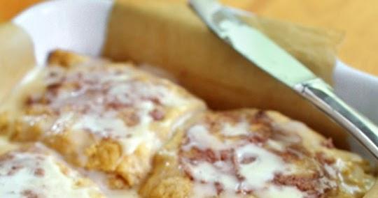 Giant Gooey Cinnamon Breakfast Biscuits | Cook'n is Fun ...