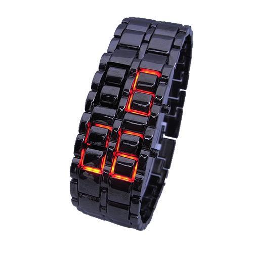 LED Binary Watch | eBay