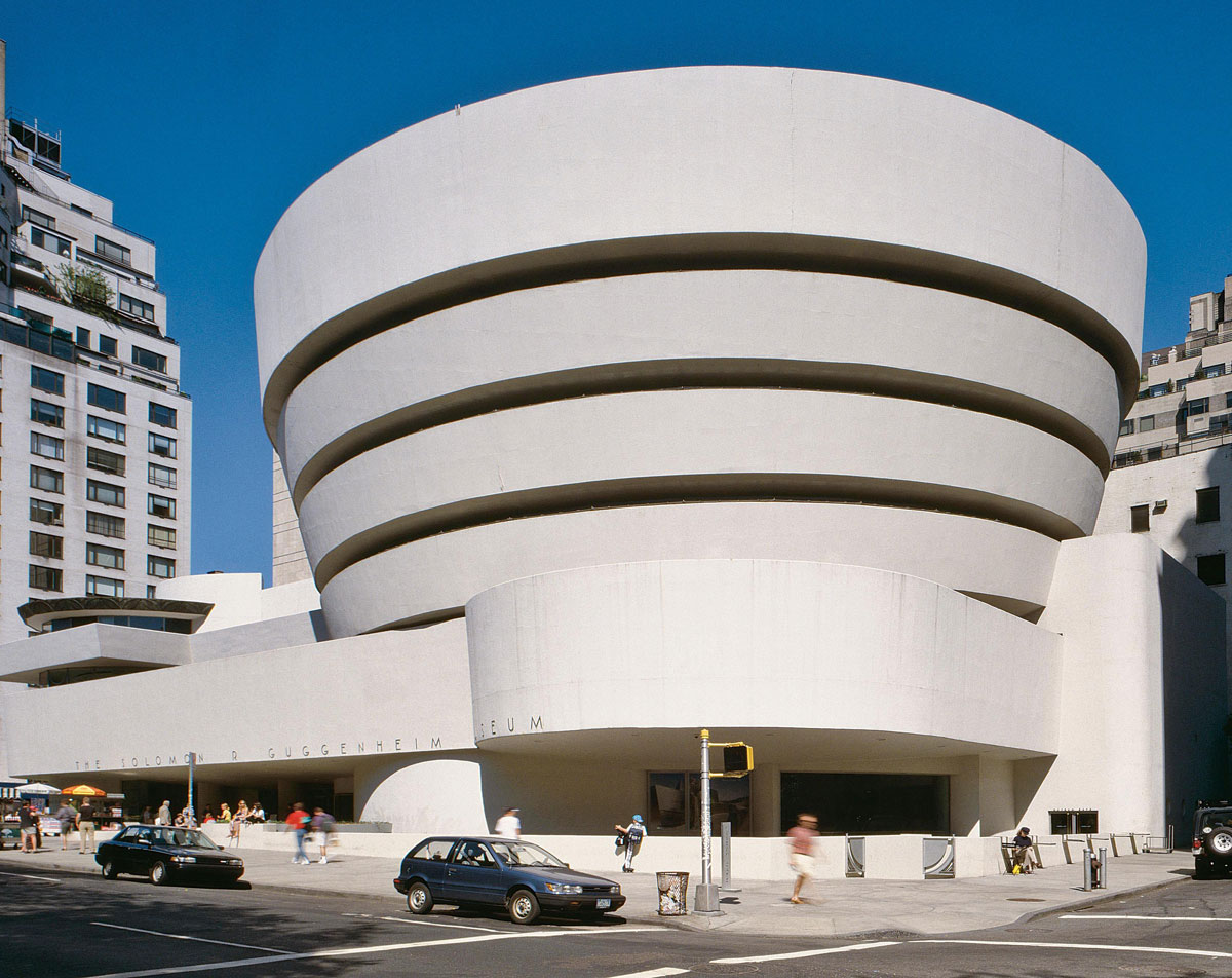 Check out these interesting photos of the guggenheim for Arquitectura del siglo 20