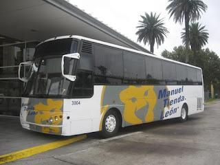 Bus Manuel Tienda Leon