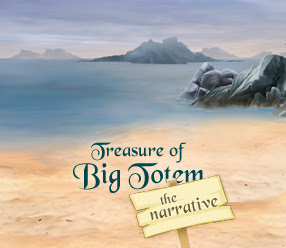 Solucion Treasure of Big Totem - The Narrative Guia