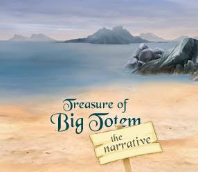 Solucion Treasure of Big Totem - The Narrative Guia