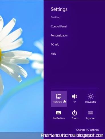 Cara Menggunakan VPN Di Windows 8 e