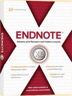 Free Download Software Thomson Reuters EndNote X5 v15.0.0.5478