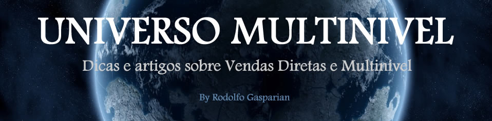 Universo Multinivel - Vendas Diretas e Multinível