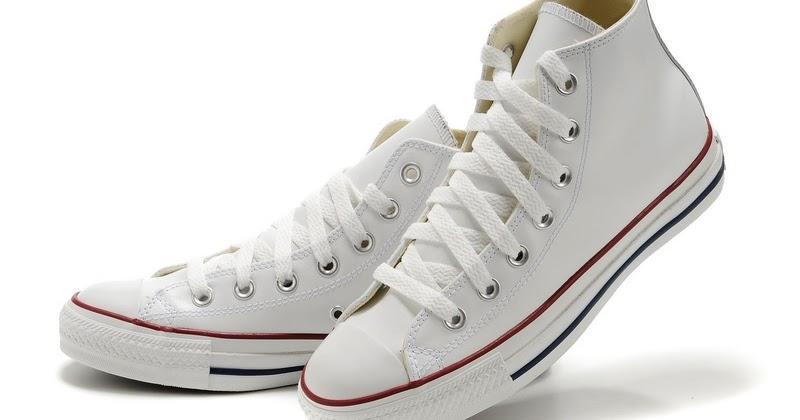likeori: Sepatu converse all star high mid white