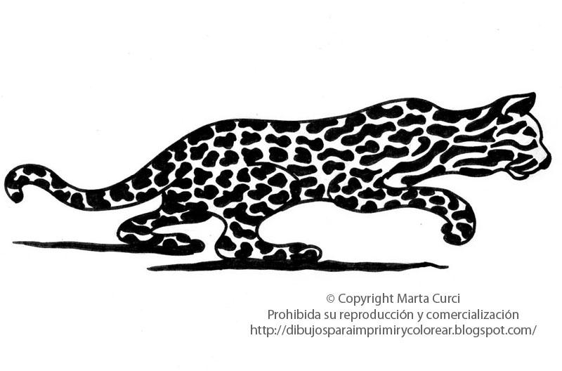 Dibujos para imprimir y colorear gratis para niños: Dibujo de un ...