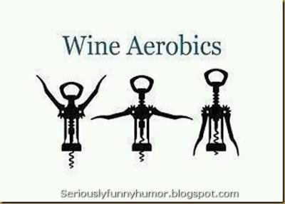 Wine Opener Aerobics