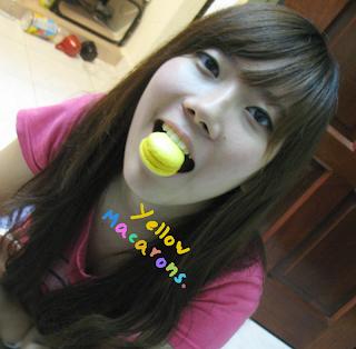 ritzbakery_yellow_macarons_penang