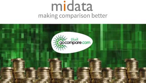 Comparaison avec Midata