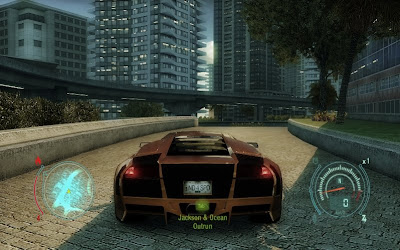 Need for Speed Undercover pc game free download