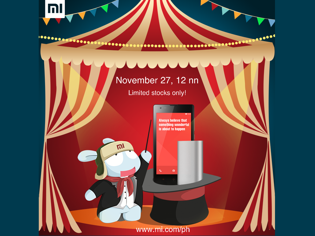 Xiaomi Bundles Redmi 1S With 5200 mAh Power Bank