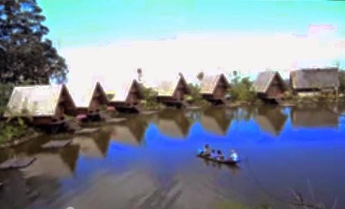 Tempat Wisata Dusun Bambu, Lembang