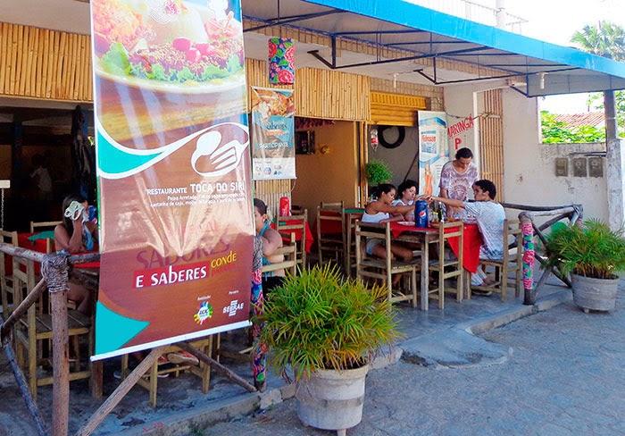 Restaurante Toca do Siri, participante do festival de 2015