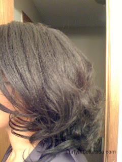 Curly Puff Natural Hair
