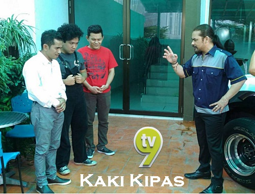 Sinopsis telemovie Kaki Kipas TV9, pelakon dan gambar telemovie Kaki Kipas TV9