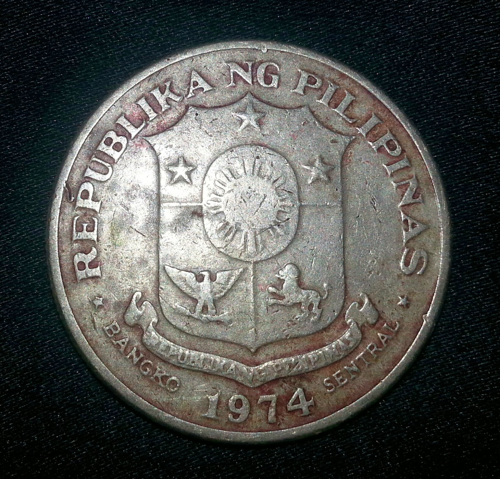 rare coins from around the world silver one piso of