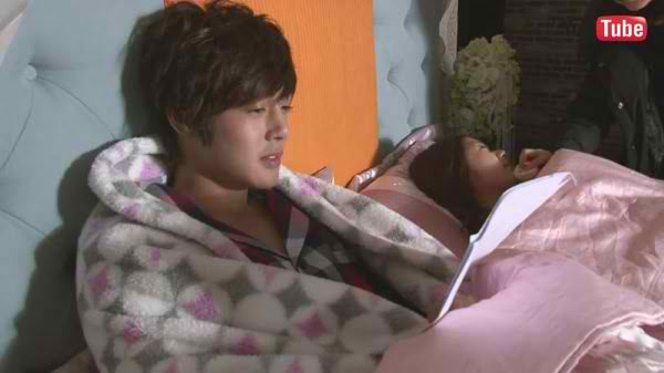 wonder why Hyun Joong seemed to have more confidence Kim Hyun Joong And Jung So Min Kissing Scene