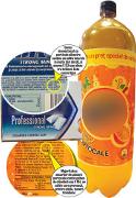 Informatii despre citirea etichetei unui produs alimentar