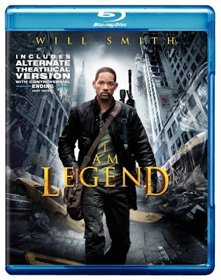 I Am Legend (2007) BRRip 720p Mediafire