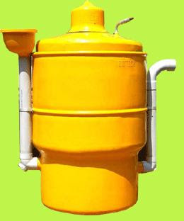 portable Biogas plant in kerala