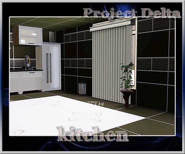 My Sims 3 Blog Delta Kitchen And Bathroom Tiles By Hellen