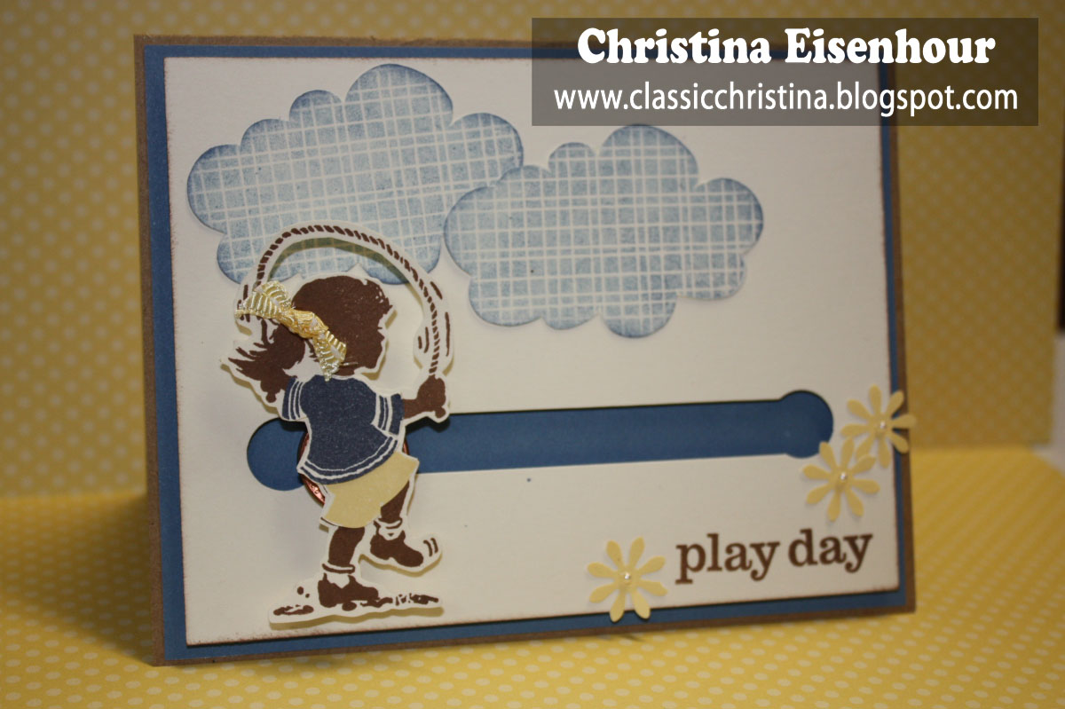 Classic Christina More Interactive Cards