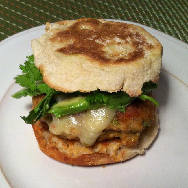 how to make chicken burgers moist