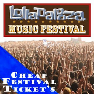 Festival Tickets Available