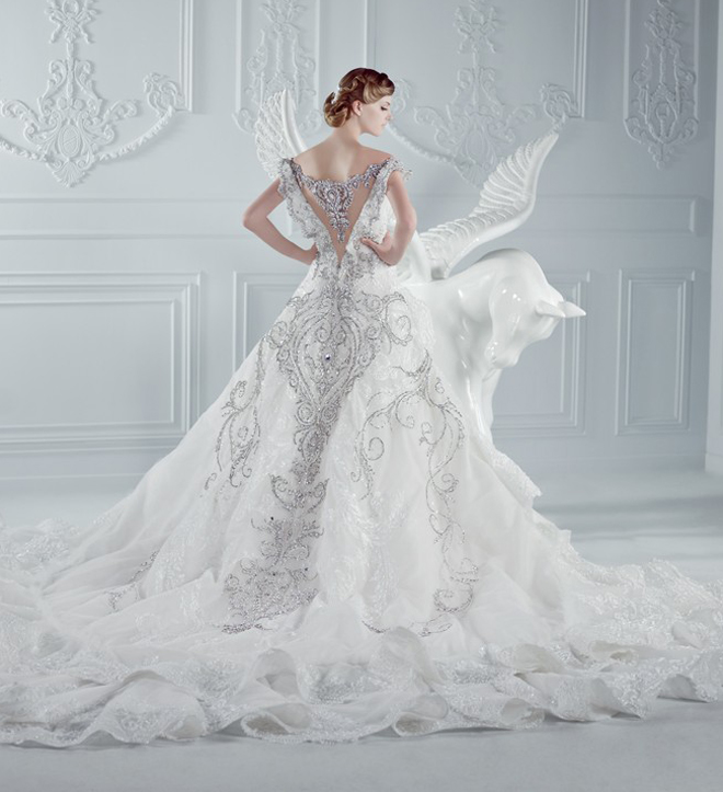 Michael Cinco Bridal Collection My Dress Of The Week Belle The Magazine