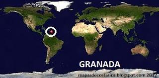 GRANADA (planisferio)