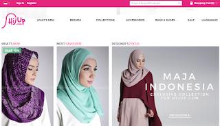 Startup Lokal Fashion Muslim yang sukses