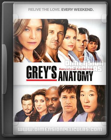Grey's Anatomy Temporada 8 (HDTV Inglés Subtitulado)